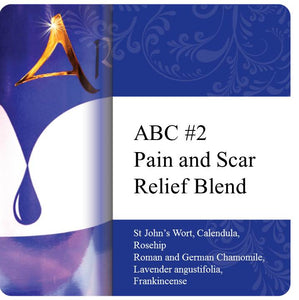 ABC #2 Pain Relief Blend