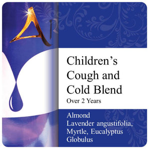 Children's Cough and Cold Over 2 Blend