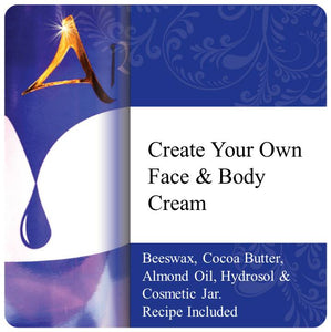 Create Your Own Face & Body Cream Kit