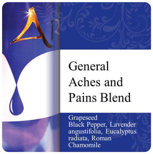 General Aches and Pains Blend