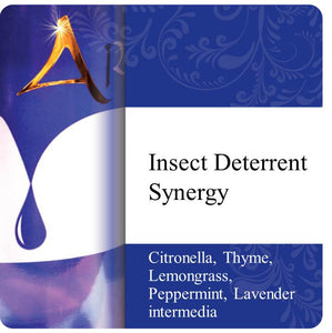 Insect Deterrent Synergy