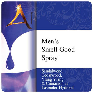 Men's Smell Good Spray