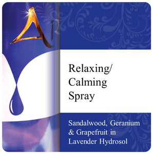 Relaxing and Calming Spray
