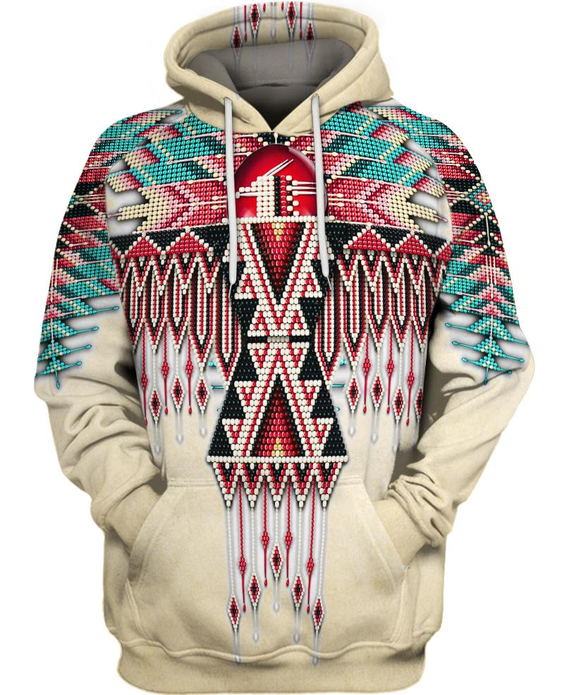 Native American Patterns Sweater
