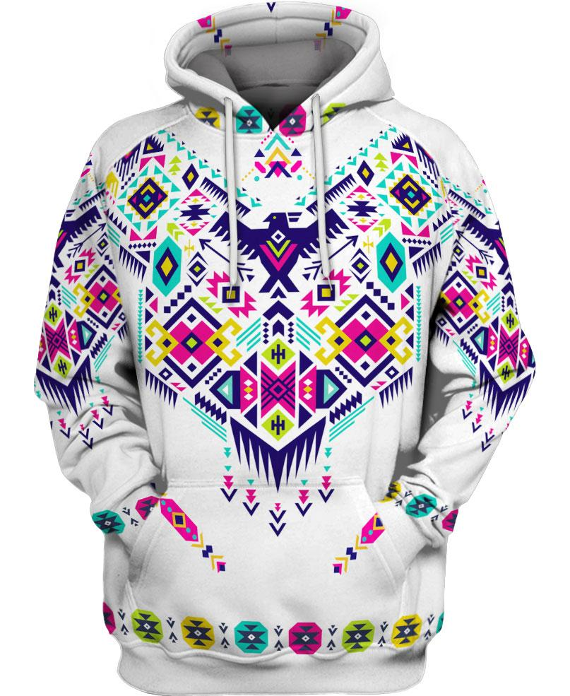 Native American Multi-color