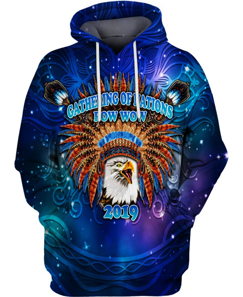 Native American Gathering Of Nations Galaxy
