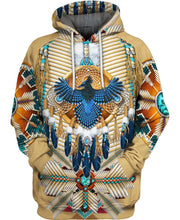 Load image into Gallery viewer, Native American Turquoise Eagle