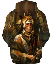 Load image into Gallery viewer, Native American Indian Chief Feathers