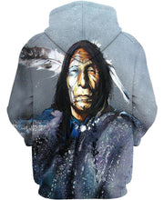Load image into Gallery viewer, Native American Indian Chief Red Cloud