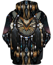 Load image into Gallery viewer, Native American Dark Purple Eagle