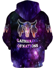 Load image into Gallery viewer, Native American Gathering Of Nations Buffalo