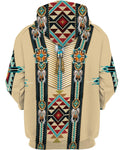 Native American Combination Pattern