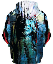 Load image into Gallery viewer, Native American Indian Chief