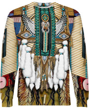 Load image into Gallery viewer, Native American Patterns Feathers