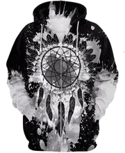 Load image into Gallery viewer, Native American Black & White
