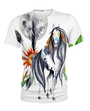 Load image into Gallery viewer, Native American White Horse