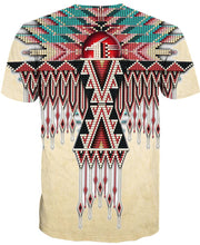 Load image into Gallery viewer, Native American Patterns Sweater