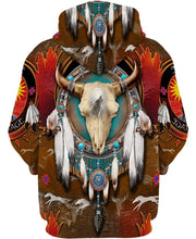 Load image into Gallery viewer, Native American Buffalo