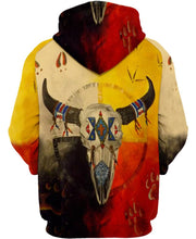 Load image into Gallery viewer, Native American Buffalo Multi-Color