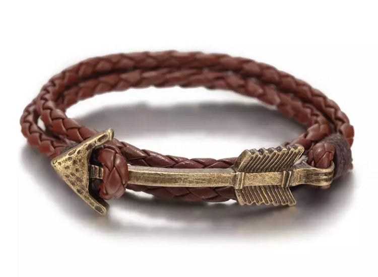 Tribal Arrow Bracelet