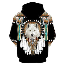 Load image into Gallery viewer, Native Spirit Wolf