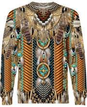 Load image into Gallery viewer, Native American Traditional Feather