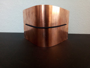 Copper Surgical Mask Personal Protective Equipment
