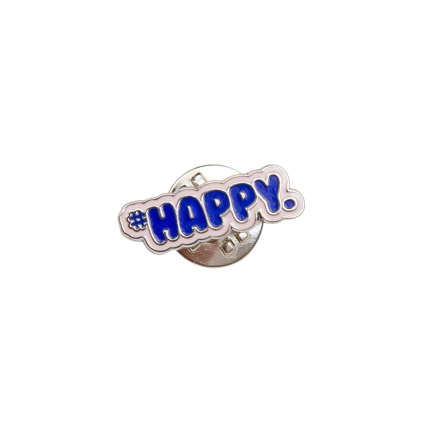 #Happy! Pin