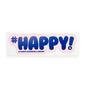 #Happy! Sticker