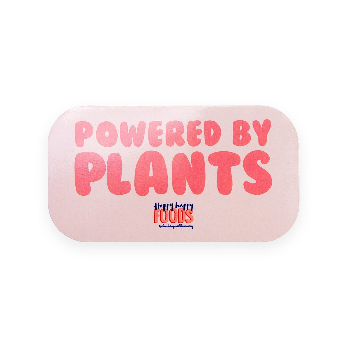 Powered by Plants Magnet