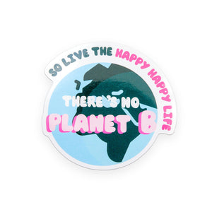There's No Planet B Magnet