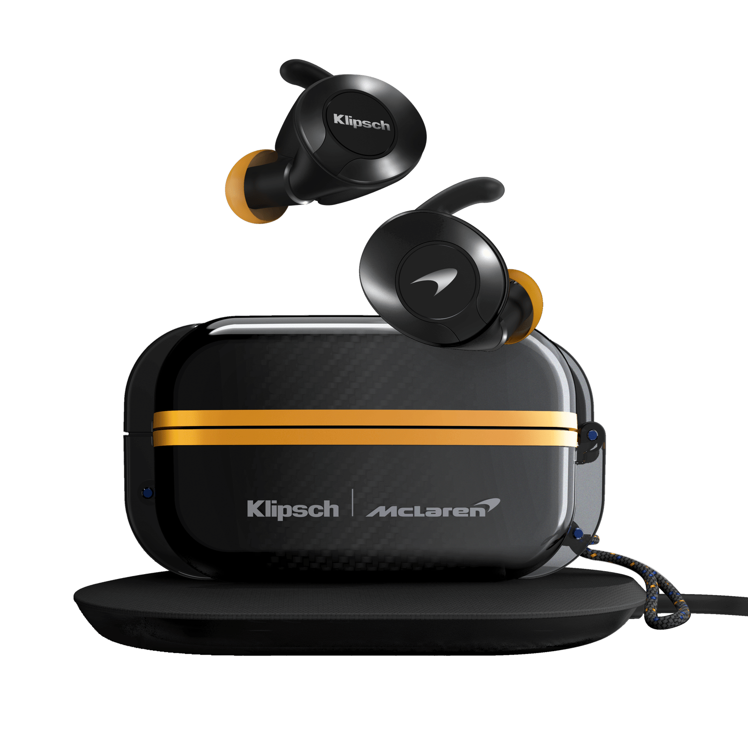 T5 II True Wireless Sport - McLaren Edition - Klipsch SG