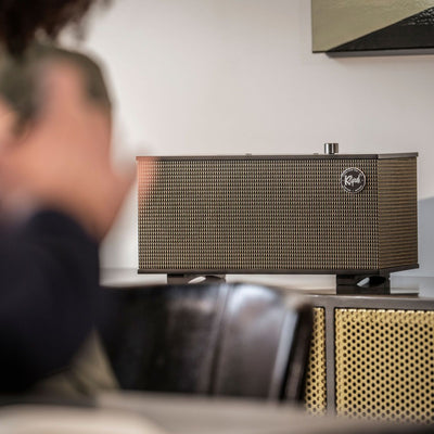 The Three with Google Assistant - Klipsch SG
