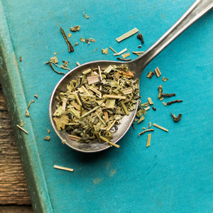 Organic Lemon Verbena Green Tea
