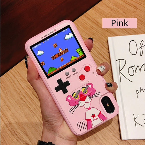 Pink Panther Game Case