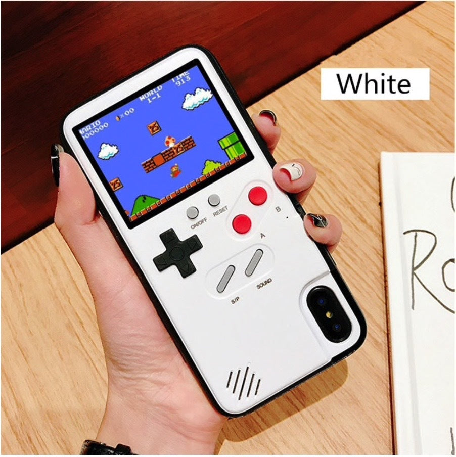 White Game Case