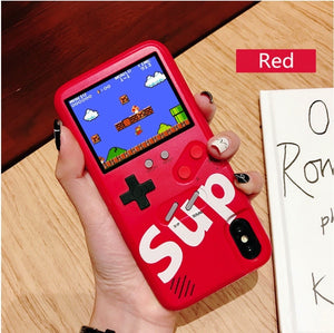 Red Supreme Game Case
