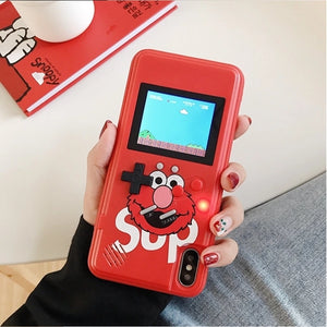 Elmo Supreme Limited Edition Game Case