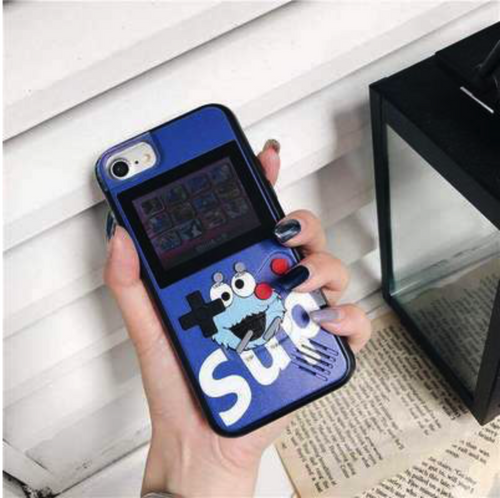 Blue Supreme Game Case