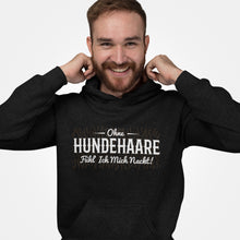 Laden Sie das Bild in den Galerie-Viewer, Hundehaare - Hoodie