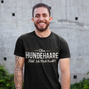 Hundehaare - T-Shirt