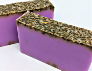 Lavender & Lime Soap Bar