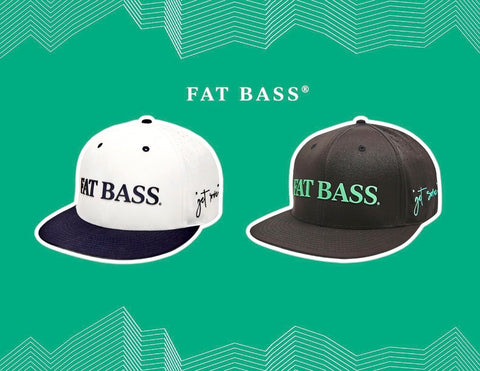 Fat Bass Performance Hat Front