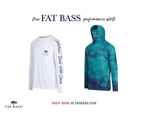 New Fat Bass Performance Shirts