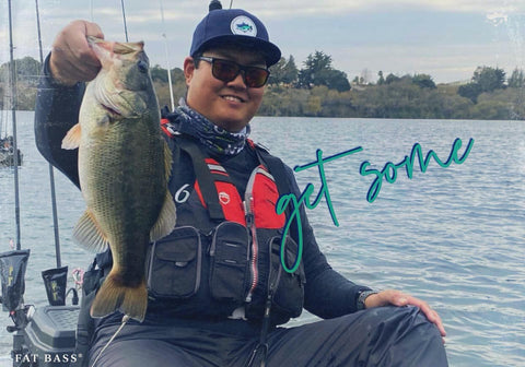 holiday gift for Fat Bass Fisherman