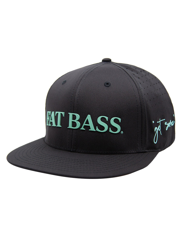 "FAT BASS ""ELITE"" HAT - All Black - Fat Bass"