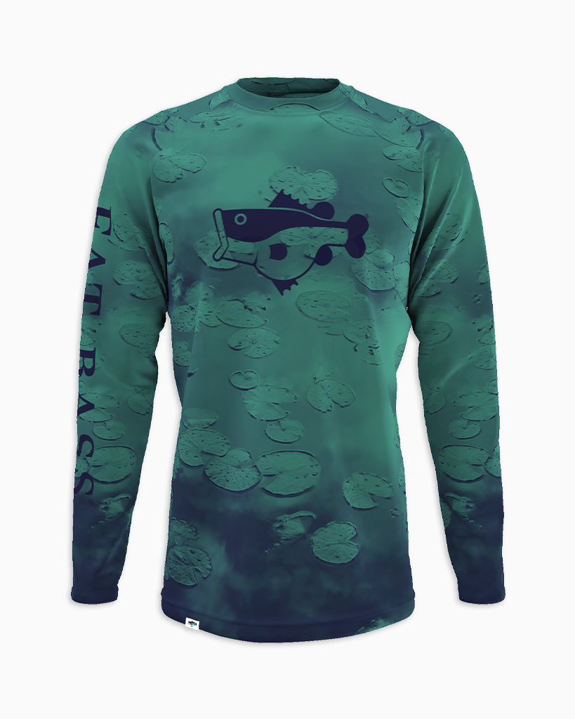 Green Performance Shirts - Fat Bass