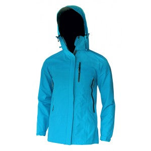 Kiwi Stuff / Moa Tech - PREMIUM 10,000 Waterproof Tech Jacket Ladies Pania