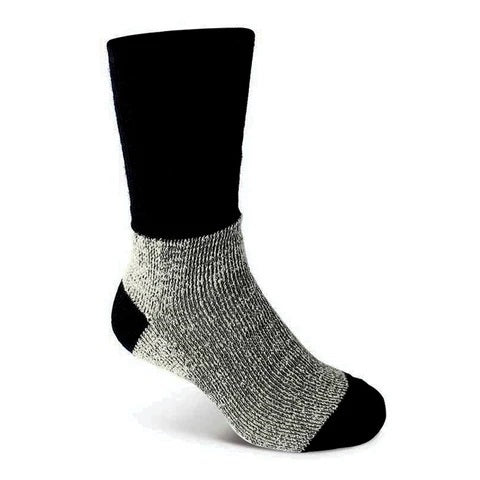 Norsewear FOOT DOCTOR Mens Health Socks  - Promotes circulation - Shaped top - NZ Made
