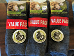 MERINO POSSUM DRESS SOCKS - 2 PAIR PACKS - 3 Colours..   Mens or Womens